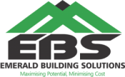 Emerald Building Solutions Mobile Logo